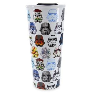Disney StormtrooperHelmet Tumbler Star Wars MugCup